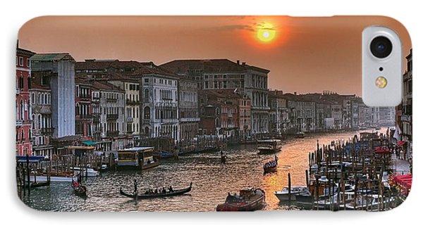 Riva Del Ferro. Venezia IPhone Case by Juan Carlos Ferro Duque