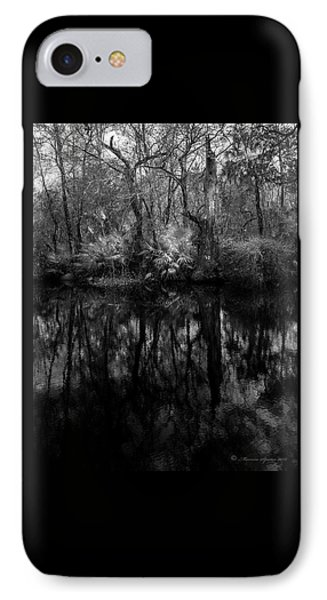 River Bank Palmetto IPhone 7 Case by Marvin Spates