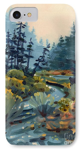 River Bend Phone Case by Donald Maier