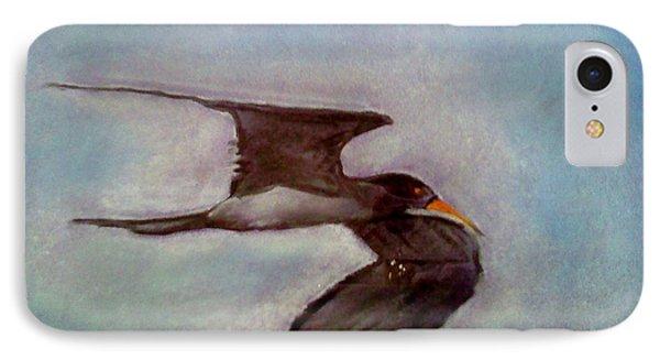 River Bird IPhone Case