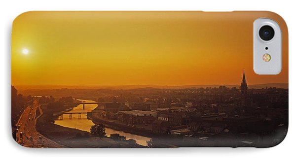 River Boyne, Drogheda, Co Louth, Ireland Phone Case by The Irish Image Collection