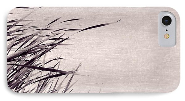 IPhone Case featuring the photograph River Grass by Michelle Calkins