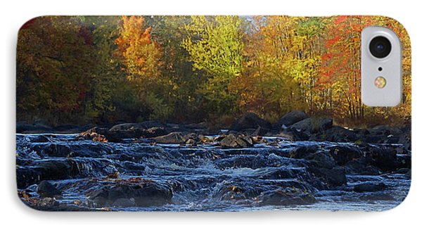River IPhone Case by Jerry LoFaro