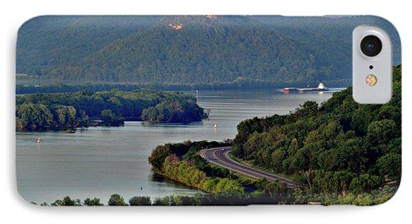 River Navigation IPhone Case