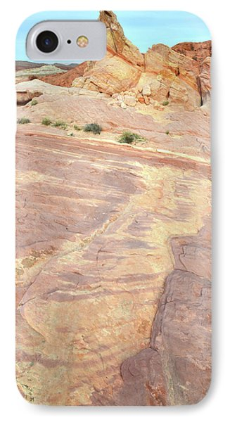 IPhone Case featuring the photograph River Of Color In Valley Of Fire by Ray Mathis