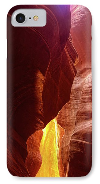 River Of Gold IPhone Case by Lucinda Walter