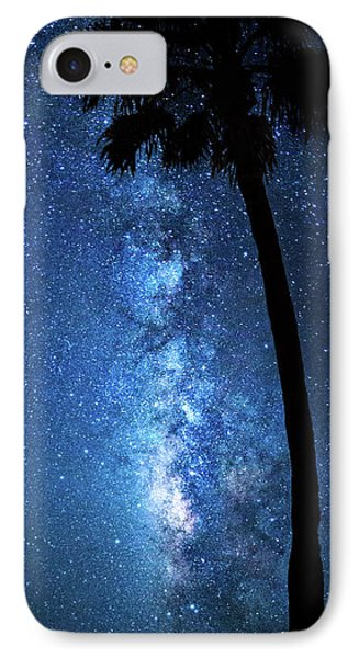IPhone Case featuring the photograph River Of Stars by Mark Andrew Thomas
