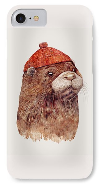 River Otter IPhone Case by Animal Crew