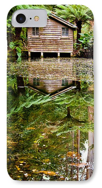 River Reflections IPhone Case by Az Jackson
