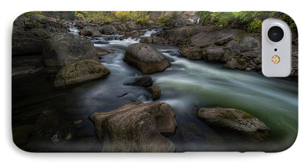 River Rocks IPhone Case by Bill Wakeley