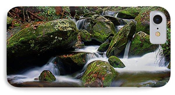 IPhone Case featuring the photograph River Run by Ken Frischkorn