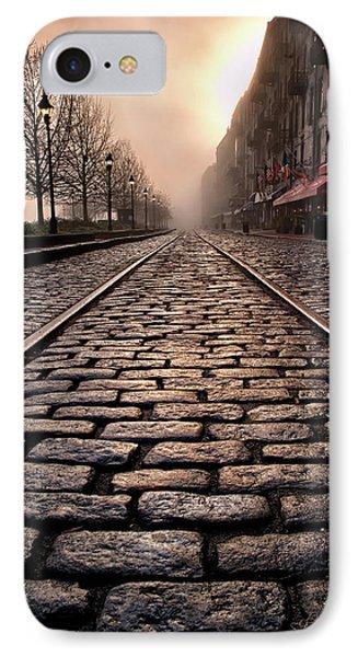 River Street Railway IPhone Case
