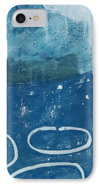 River Walk 3- Art By Linda Woods IPhone Case