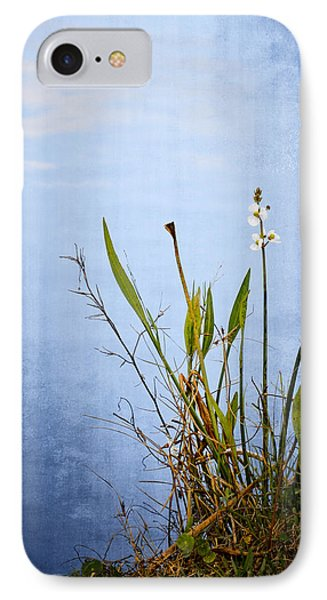 IPhone Case featuring the photograph Riverbank Beauty by Carolyn Marshall