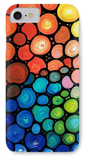River's Edge IPhone Case by Sharon Cummings