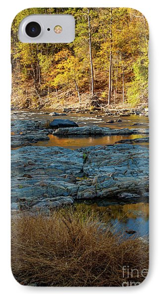 IPhone Case featuring the photograph Riverside by Iris Greenwell