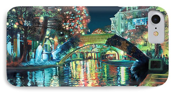 Riverwalk Phone Case by Baron Dixon