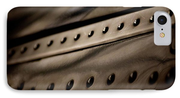 IPhone Case featuring the photograph Rivets by Paul Job