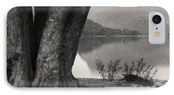 Rivulet To Buttermere IPhone Case by Dave Bowman