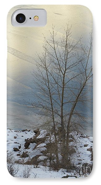 Road To Horsetooth 1 IPhone Case by Diane M Dittus