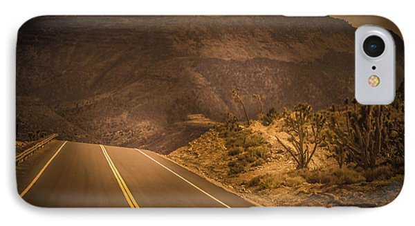 Road To Nowhere  IPhone Case by Art Spectrum