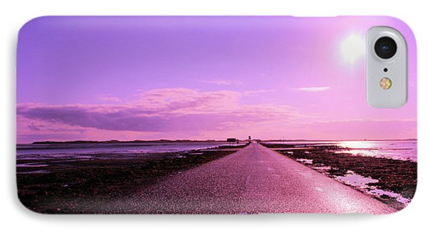 Road To Nowhere IPhone Case by Tin Lid Photography