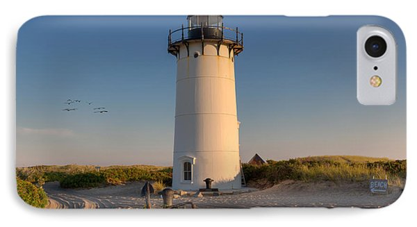 Road To The Beach IPhone Case by Bill Wakeley