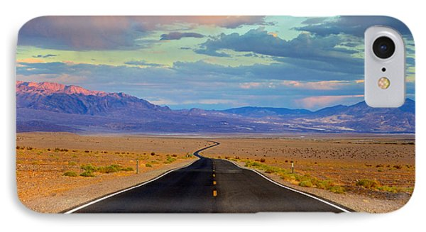 IPhone Case featuring the photograph Road To The Dreams by Evgeny Vasenev