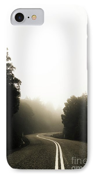 Roads Of Twists And Turns IPhone Case by Jorgo Photography - Wall Art Gallery