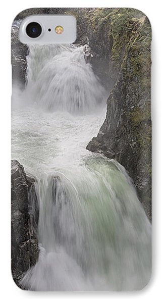 Roaring River IPhone Case by Randy Hall