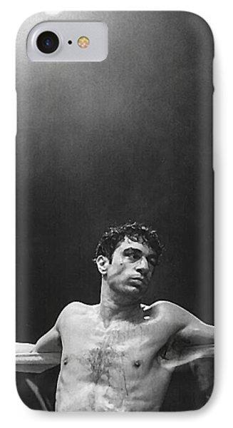 Robert De Niro Publicity Photo Raging Bull 1 1980   IPhone Case