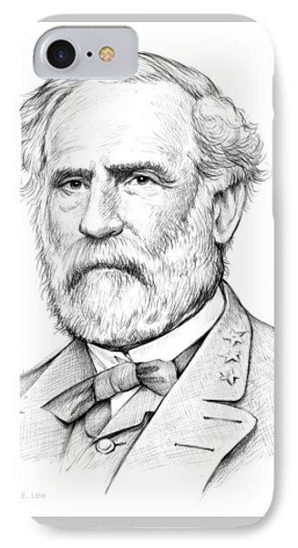 Robert E. Lee IPhone Case