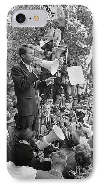 Robert F. Kennedy Phone Case by Granger