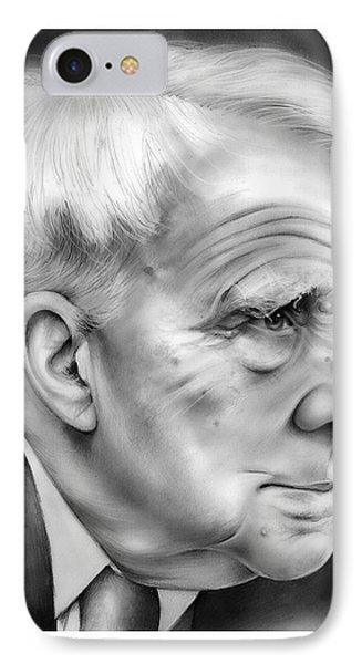 Robert Frost IPhone Case