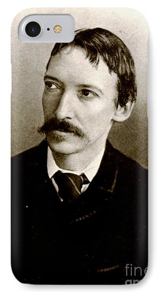 IPhone Case featuring the photograph Robert Louis Stevenson by Pg Reproductions