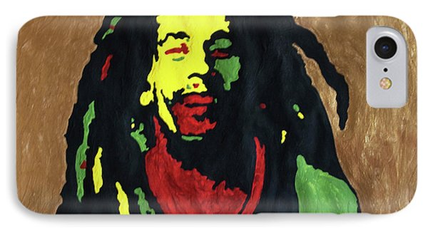 Robert Nesta Marley IPhone Case