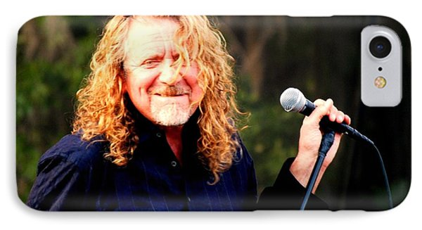 Robert Plant IPhone Case by Angela Murray