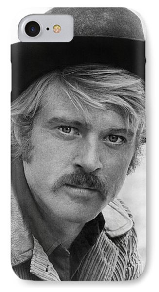 Robert Redford (1936-) IPhone Case by Granger
