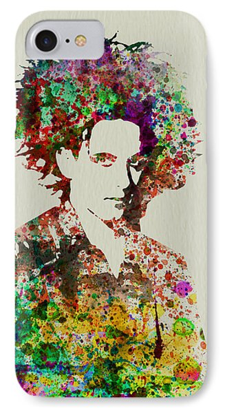 Robert Smith Cure 2 IPhone Case