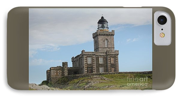 IPhone Case featuring the photograph Robert Stevenson Lighthouse by David Grant