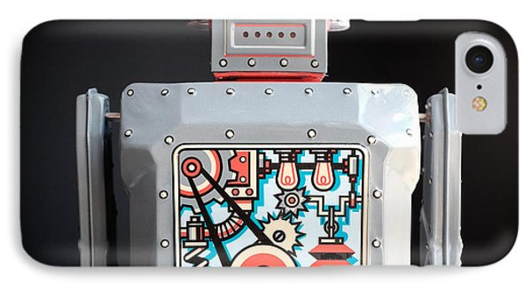 Robot R-1 Square IPhone Case