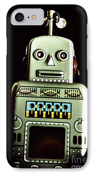 Robotic Spaceman IPhone Case by Jorgo Photography - Wall Art Gallery