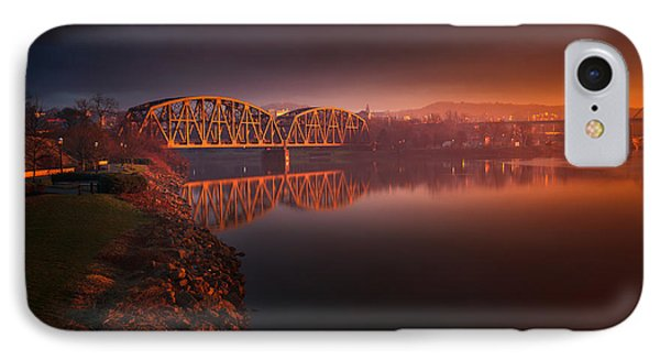 Rochester Train Bridge  IPhone 7 Case