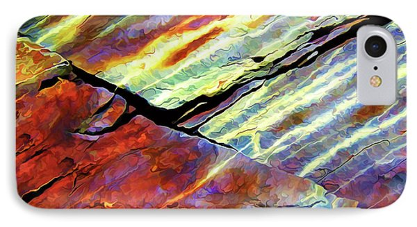 Rock Art 16 IPhone Case by ABeautifulSky Photography