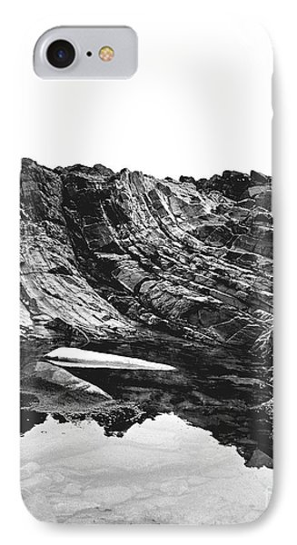 IPhone Case featuring the photograph Rock - Detail by Rebecca Harman