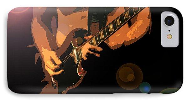 Rock Hero Phone Case by David Lee Thompson