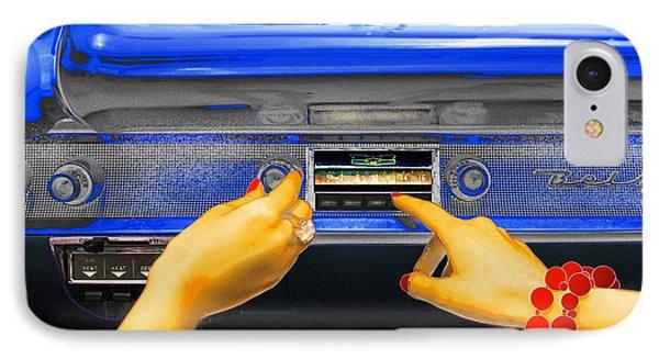 Rock N Roll Radio IPhone Case