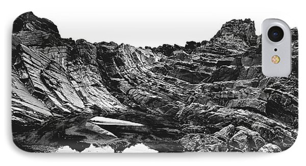 IPhone Case featuring the photograph Rock by Rebecca Harman