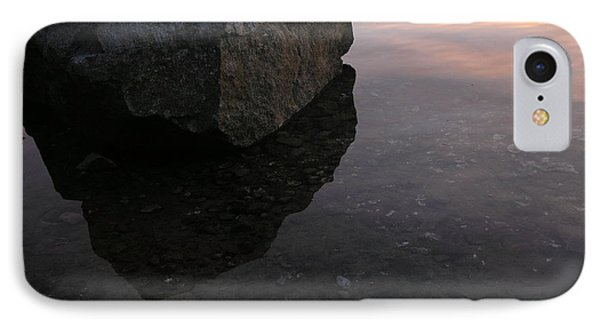 Rock Reflections IPhone Case