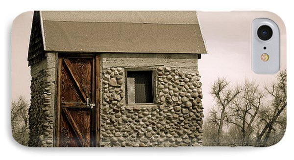 Rock Shed 2 Phone Case by Marilyn Hunt